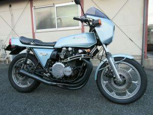 Z1000MKⅡ・Z1R