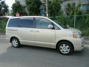 トヨタ BOXY